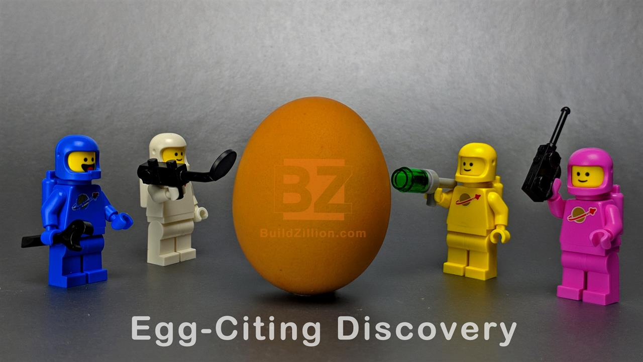 Benny's Space Squad Egg-Citing Discovery