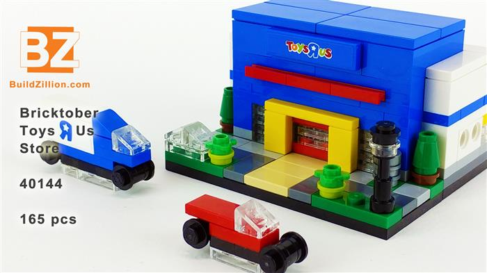 LEGO Toys R Us Store set number 40144