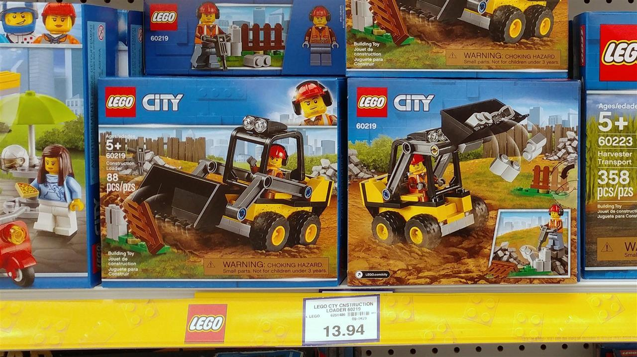Construction Loader (60219)